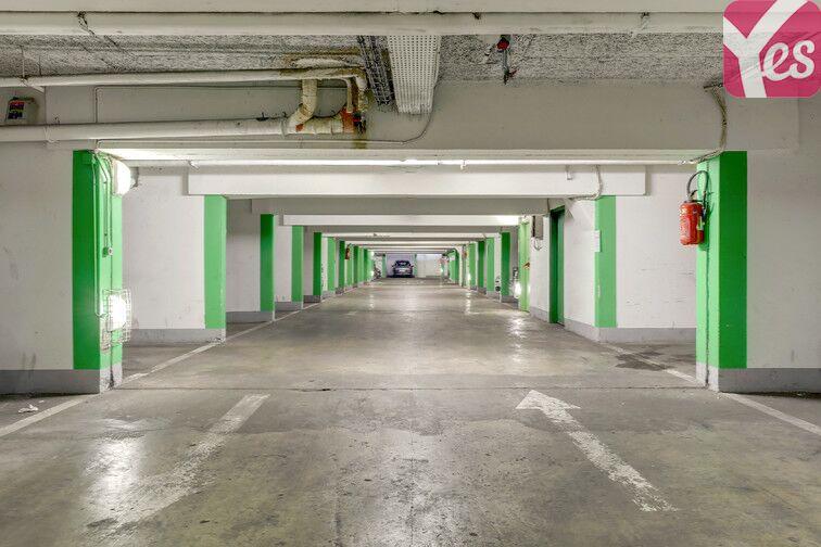 Parking Jardins d'Éole - Paris 19 box