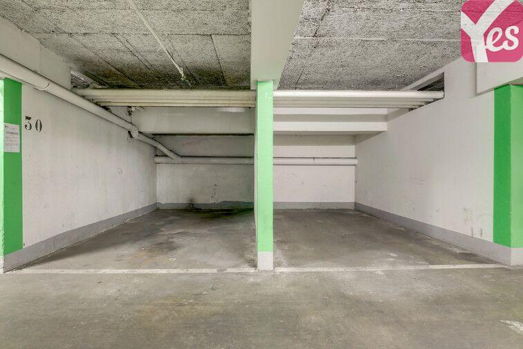 Parking Jardins d'Éole - Paris 19 souterrain