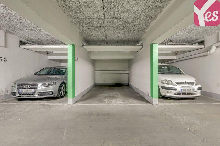 Parking Jardins d'Éole - Paris 19 avis