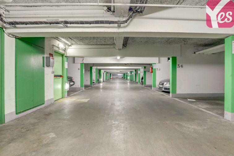 Parking Jardins d'Éole - Paris 19 24/24 7/7