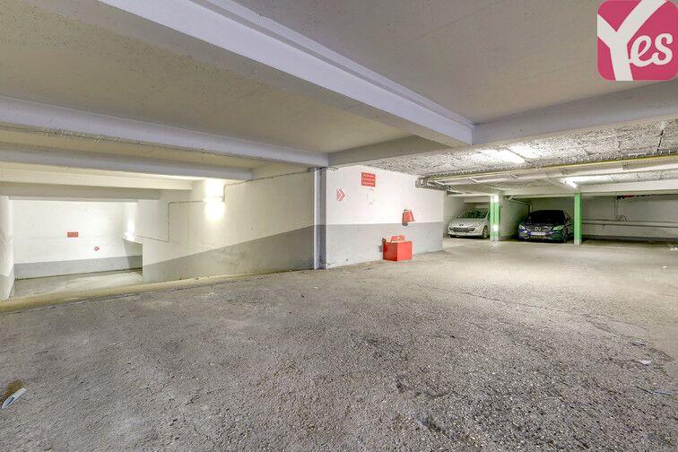 Parking Jardins d'Éole - Paris 19 en location