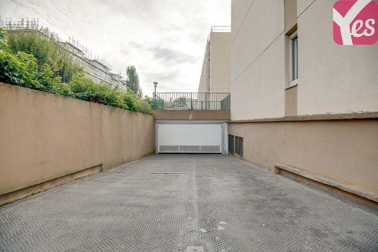 Parking Jardins d'Éole - Paris 19 Paris