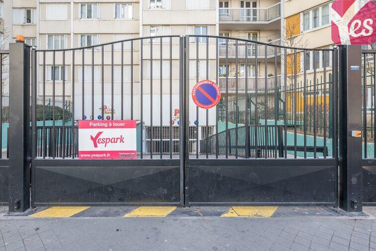Parking Quai de la Gironde - Paris 19 avis