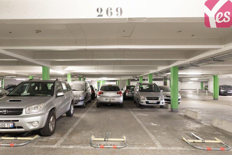 Parking Quai de la Gironde - Paris 19 pas cher