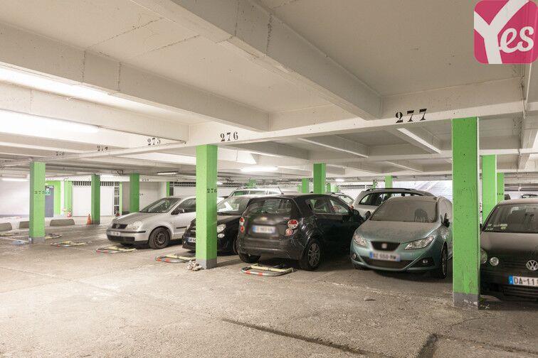 Parking Quai de la Gironde - Paris 19 à louer