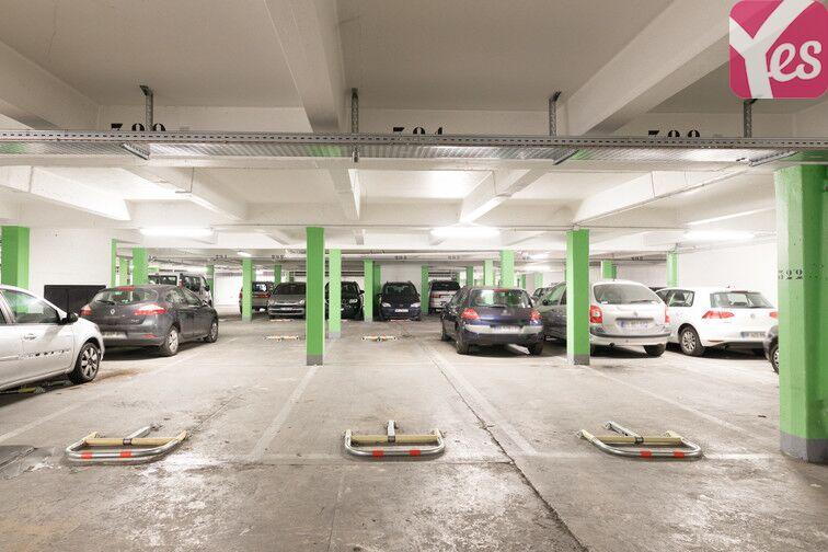 Parking Quai de la Gironde - Paris 19 box