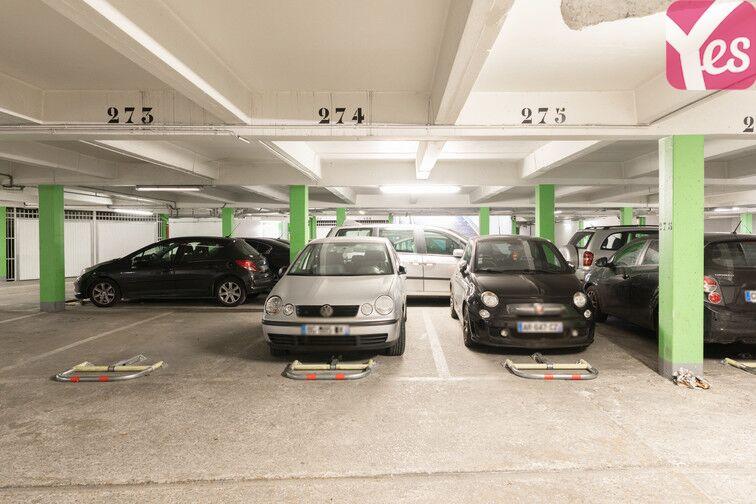 Parking Quai de la Gironde - Paris 19 24/24 7/7