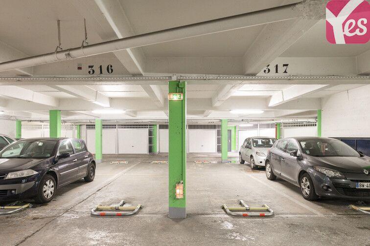 Parking Quai de la Gironde - Paris 19 souterrain