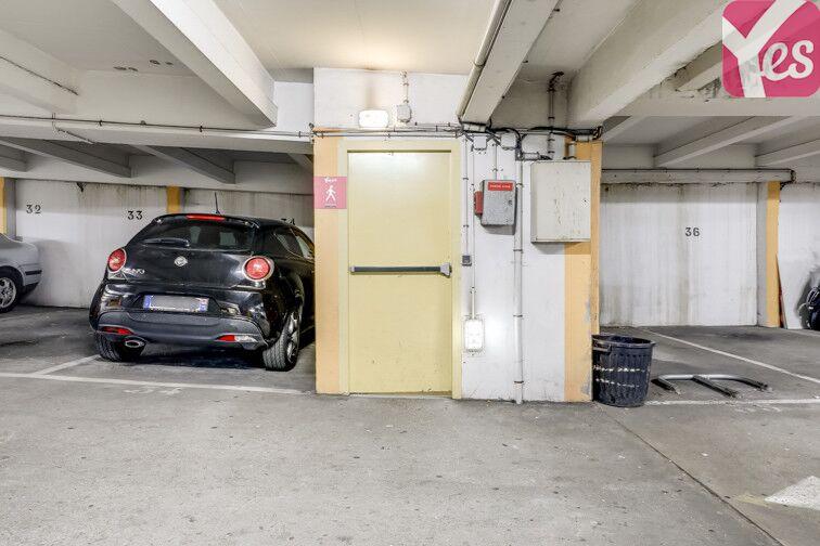 Parking Station Rue des Bois - Paris 19 24/24 7/7