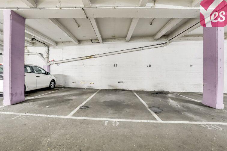 Parking Station Rue des Bois - Paris 19 23 rue du Dr Potain