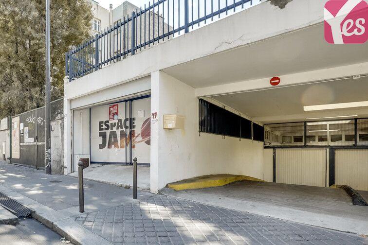 Parking Station Rue des Bois - Paris 19 sécurisé