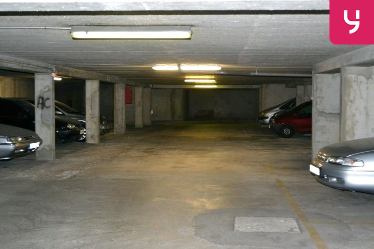 Parking Porte de Vincennes pas cher