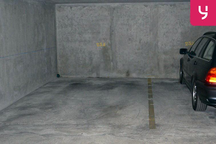 Parking Porte de Vincennes location