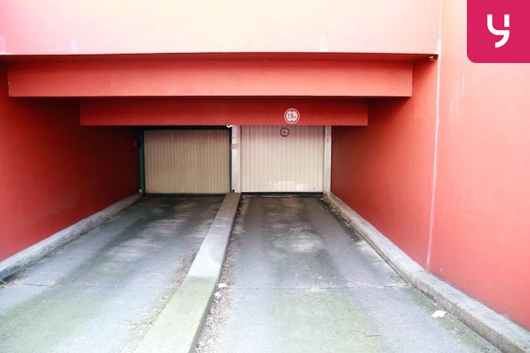 Parking Porte de Vincennes en location