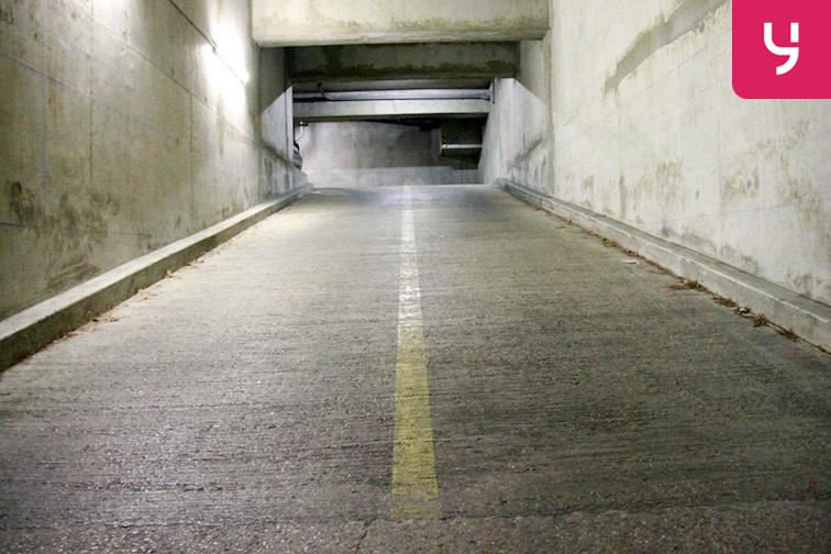 Parking Porte de Vincennes sécurisé