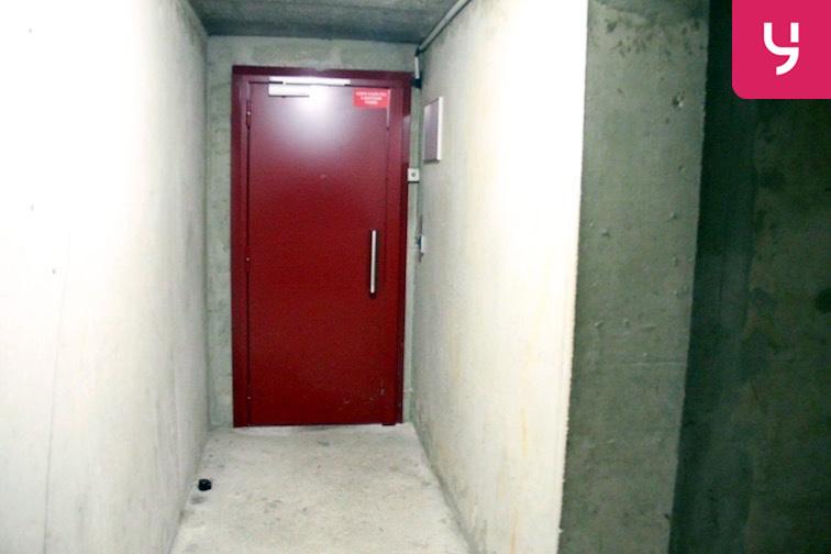 Parking Porte de Vincennes souterrain