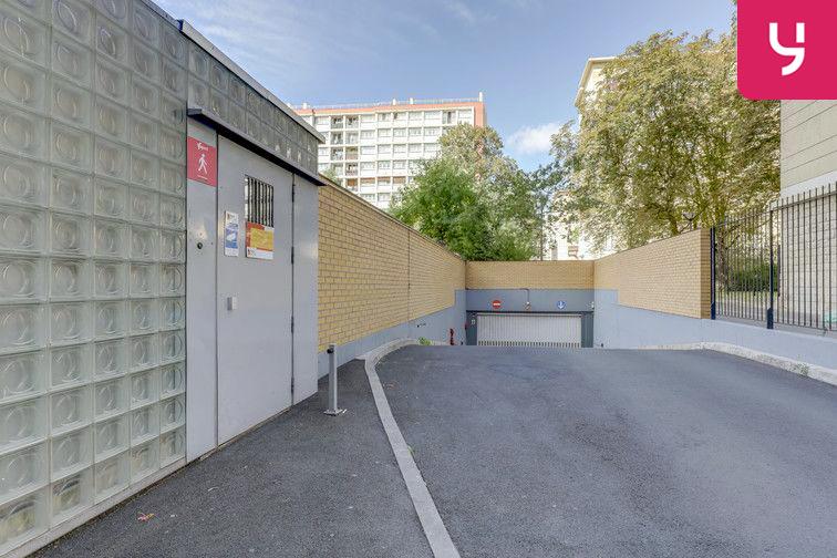 Parking Bassin de la Villette - Paris 19 avis