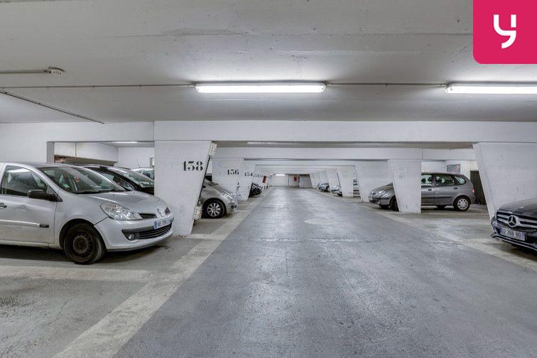 Parking Bassin de la Villette - Paris 19 pas cher