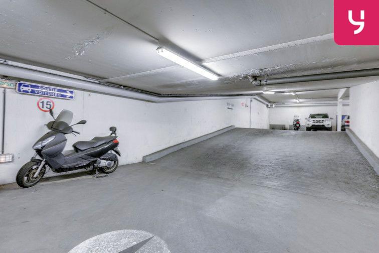 Parking Bassin de la Villette - Paris 19 à louer