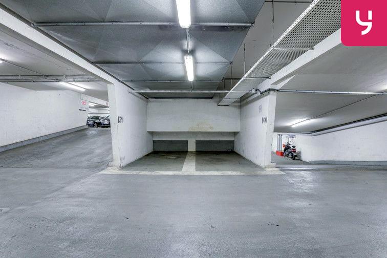 Parking Bassin de la Villette - Paris 19 location