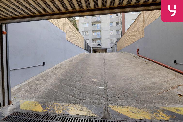 Parking Bassin de la Villette - Paris 19 en location
