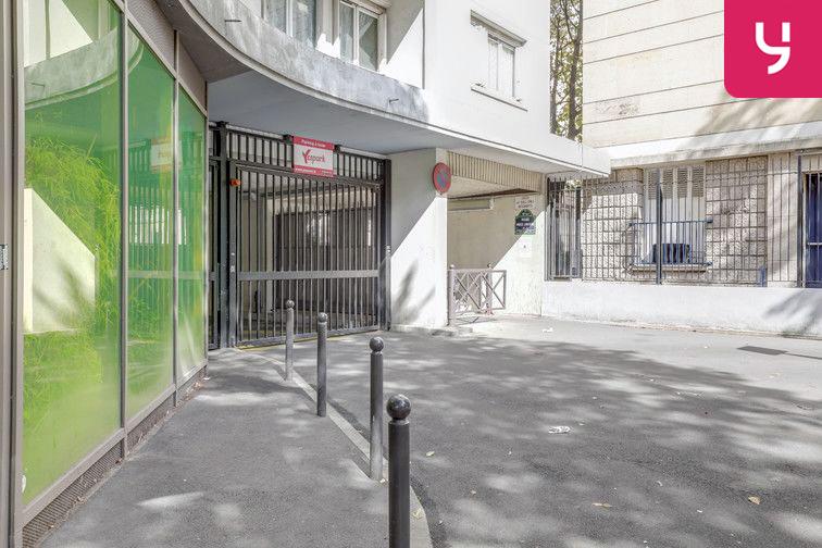 Parking Bassin de la Villette - Paris 19 box