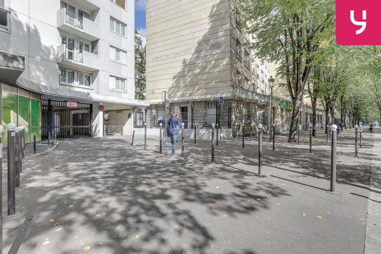 Parking Bassin de la Villette - Paris 19 sécurisé