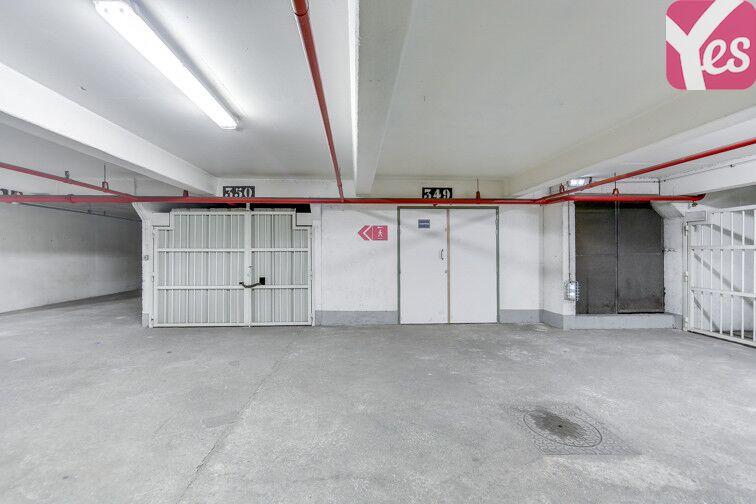 Parking Bibliothèque Place des Fêtes - Paris 19 garage