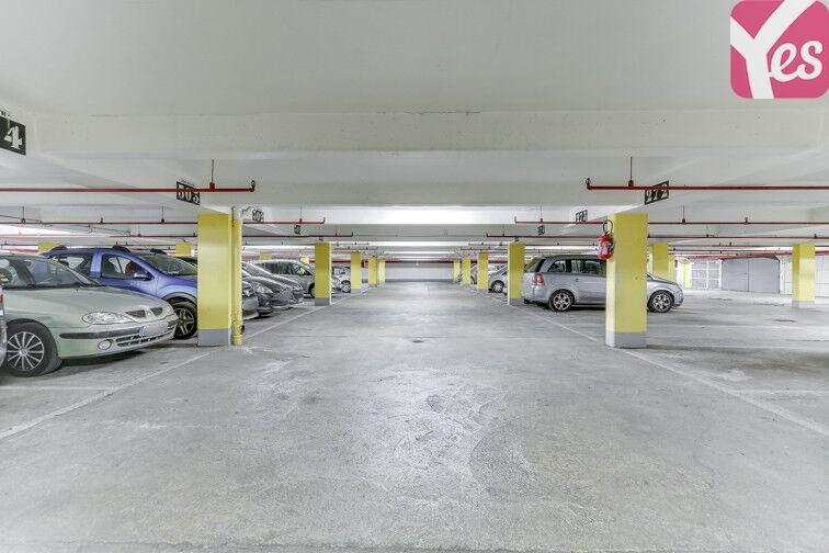 Parking Bibliothèque Place des Fêtes - Paris 19 gardien