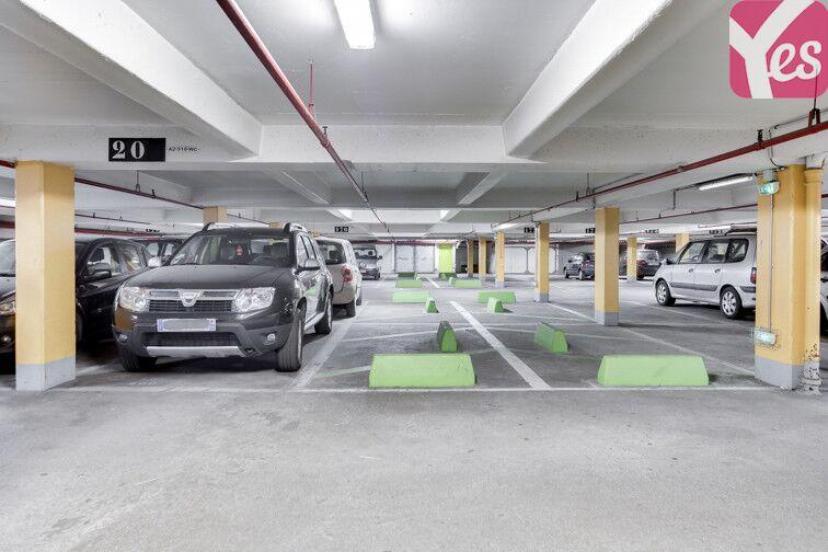 Parking Bibliothèque Place des Fêtes - Paris 19 avis