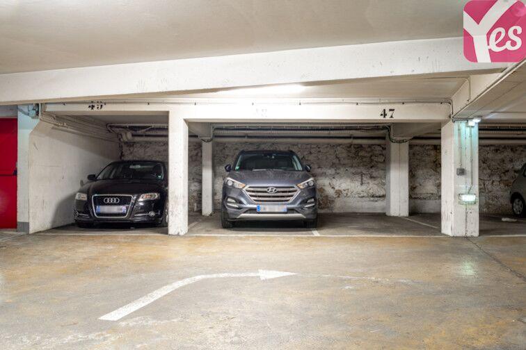 Parking Hôpital Robert Debré - Paris 19 5 rue de l'Orme