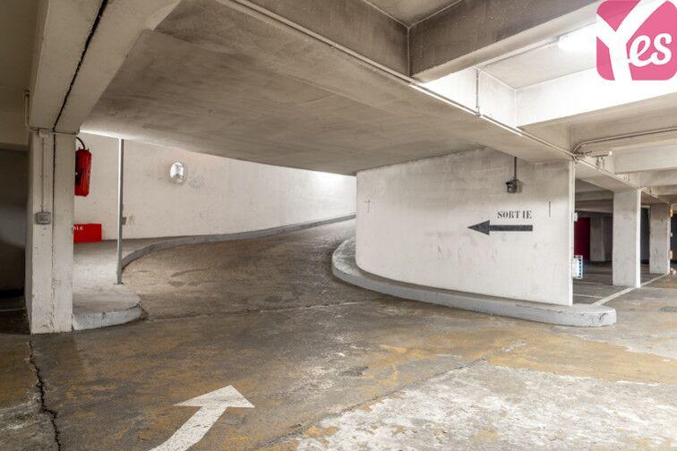 Parking Hôpital Robert Debré - Paris 19 garage
