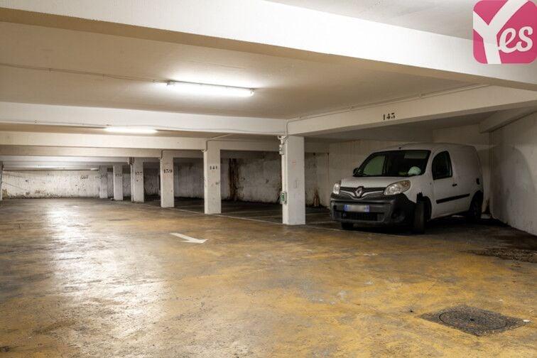 Parking Hôpital Robert Debré - Paris 19 sécurisé