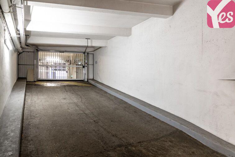 Parking Hôpital Robert Debré - Paris 19 location mensuelle