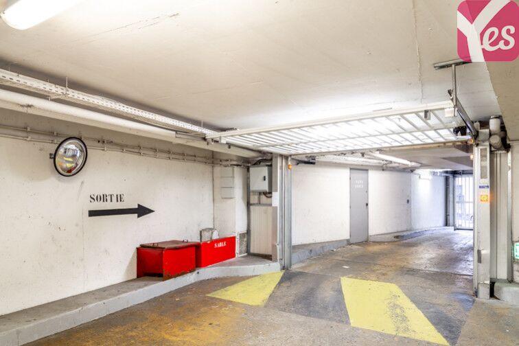 Parking Hôpital Robert Debré - Paris 19 75019