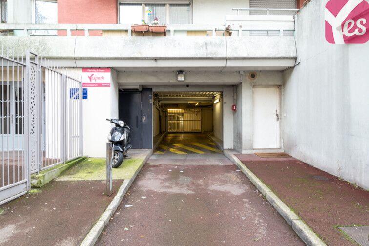 location parking Hôpital Robert Debré - Paris 19