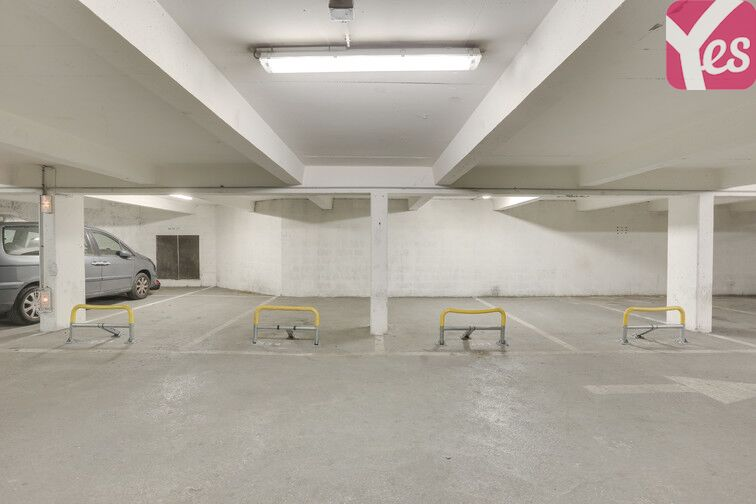 Parking Square Monseigneur Maillet - Paris 19 location