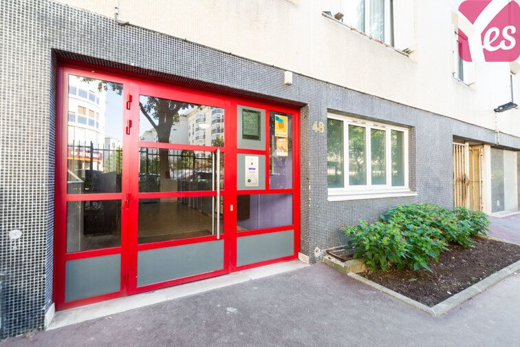 Parking Butte Bergeyre - Paris 19 sécurisé