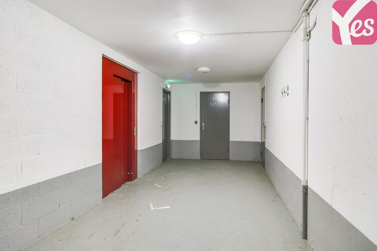 Parking Butte Bergeyre - Paris 19 garage
