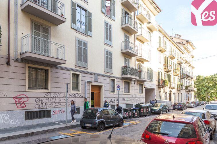 Parcheggio Torino - Vanchiglia in affitto