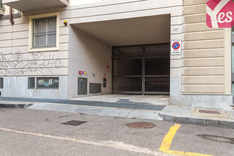 Parcheggio Torino - Vanchiglia telecamera