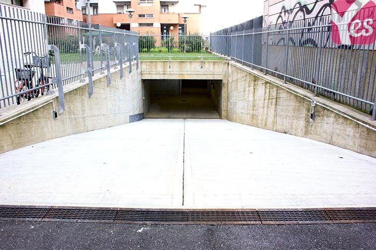 Parcheggio Torino - Cenisia telecamera