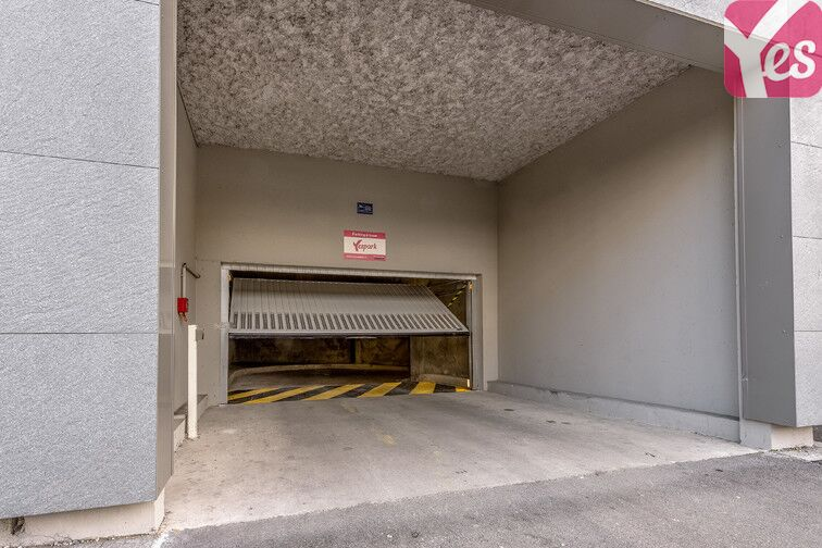 Parking Annecy - Romains 24/24 7/7