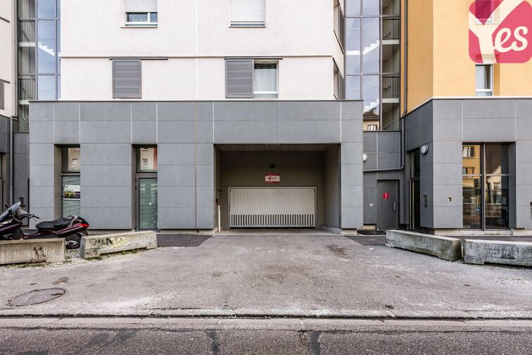 Parking Annecy - Romains sécurisé