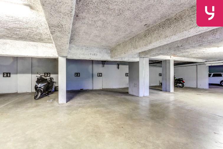 Parking Saint Clair (place moto) avis