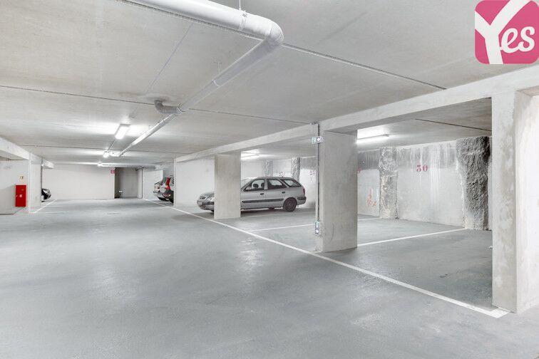 Parking Pont sur la Petite Ceinture - Paris 14 location mensuelle
