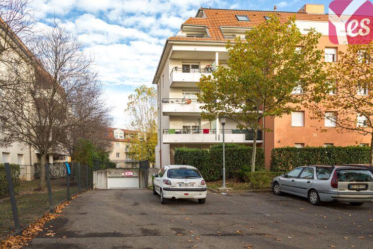 Parking Strasbourg - Route des Romains souterrain