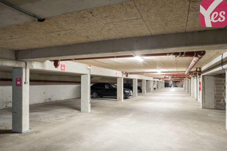 Parking Strasbourg - Route des Romains sécurisé