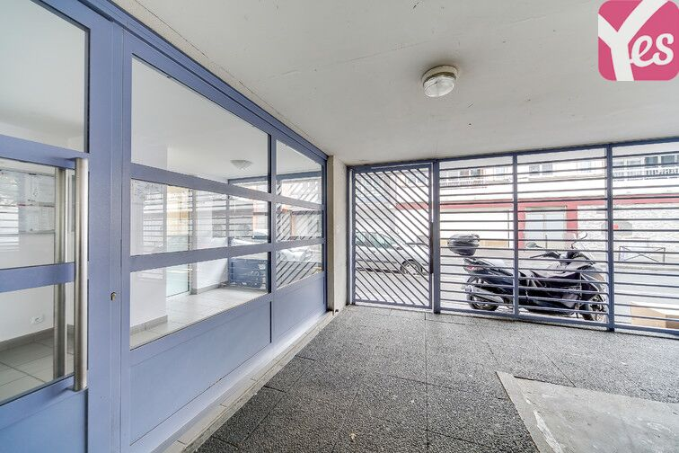 Parking Jardin du Chalet - Paris 10 garage