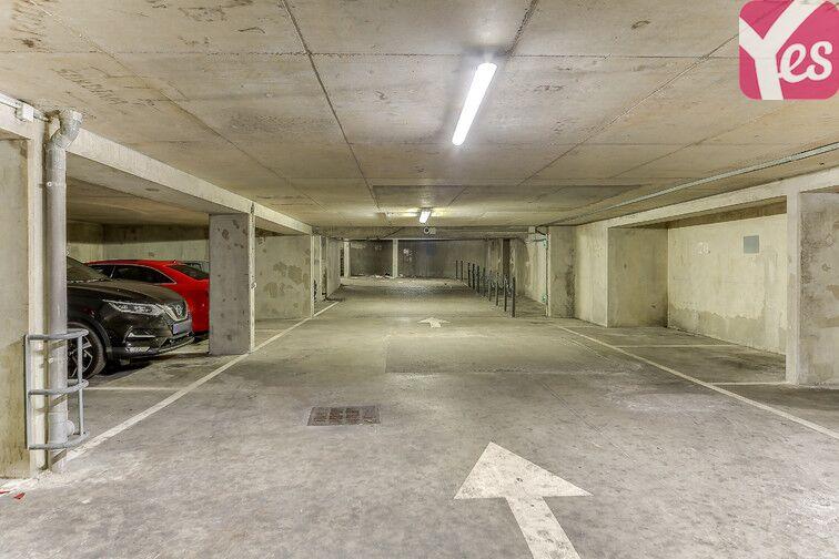 Parking Jardin du Chalet - Paris 10 sécurisé
